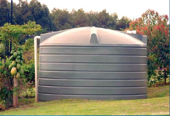 مبرد مياه الخزان الفعال